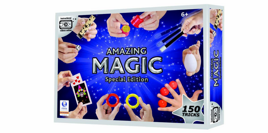 Hanky Panky Amazing Magic 150 Tricks