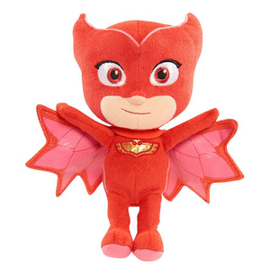 PJ Masks Bean Plush - Owlette