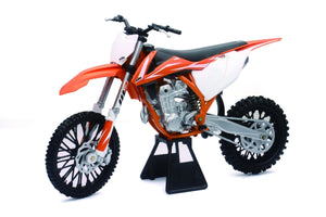 New-Ray 1:6 KTM 450 SX-F 2018 Die-Cast Scale Model