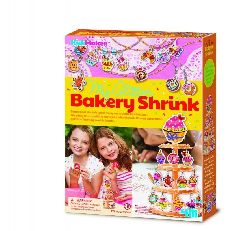 4M My Glitter Bakery Shrink