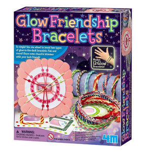 4M Glow in The Dark Friendship Bracelet