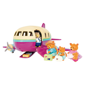 Li'L Woodzeez Airplane Playset