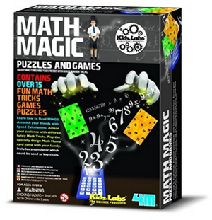 4M Kidz Labs Math's Magic