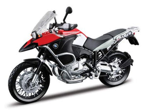 Maisto Model Motorcycle BMW R 1200 GS/ 2007 Model/ 1: 12 Scale