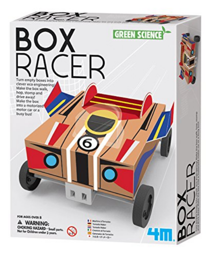 4M Green Science Box Racer Kit