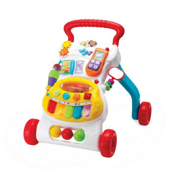 WinFun Grow-With-Me Musical Walker