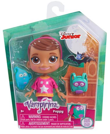 Vampirina Ghoul Girl Doll - Poppy