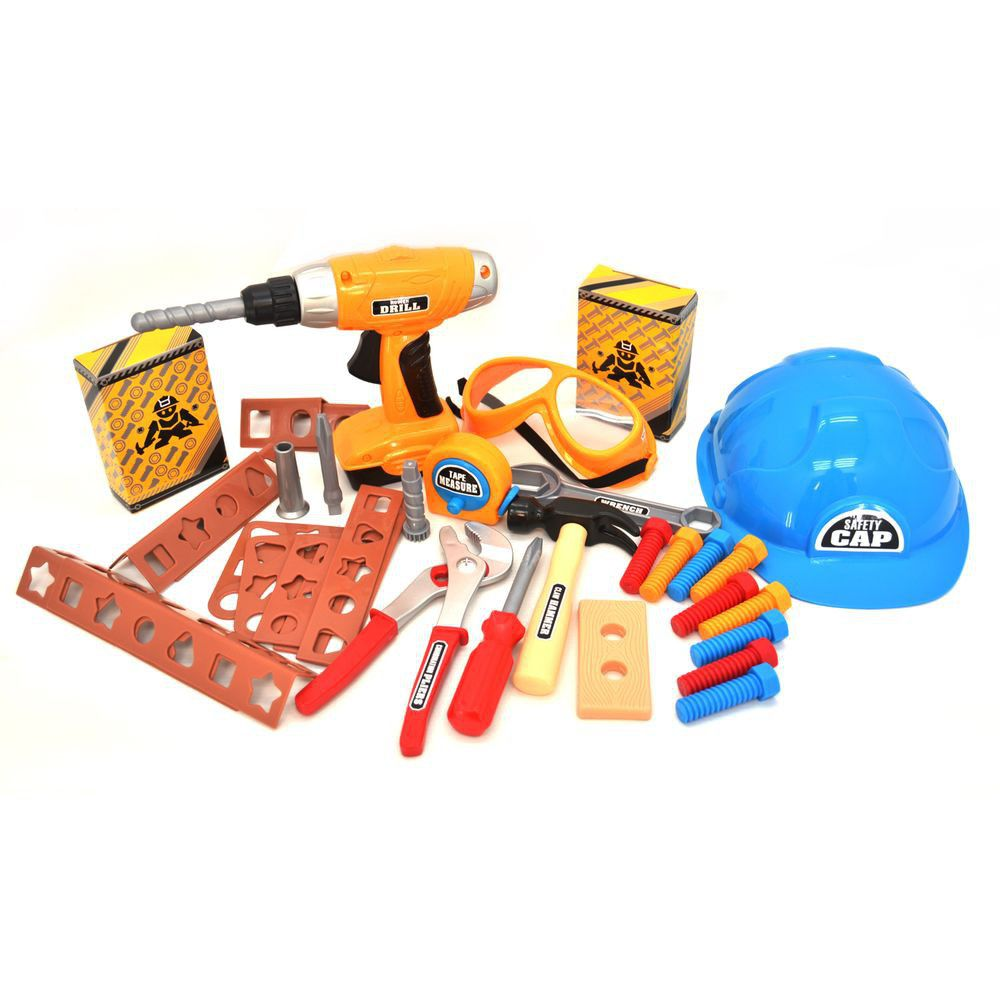 Do It Yourself Tool Set 52 PCE