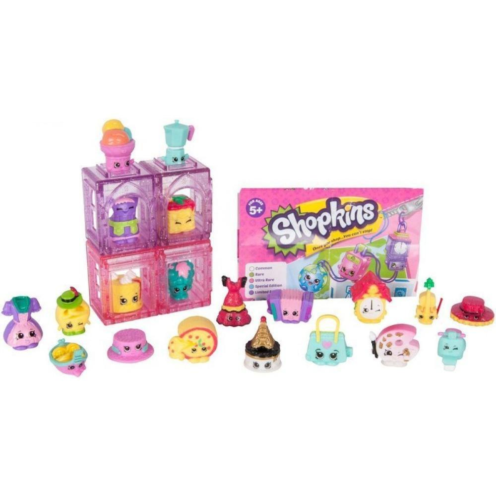 Shopkins Mega Pack S8 Europe