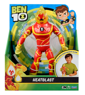 Ben 10 - XL Giant Figures (Heatblast)