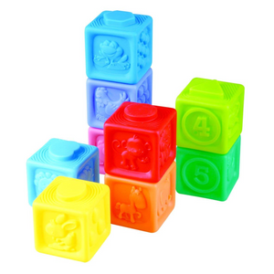PlayGo Stacking Wonder Blocks (9 PCE)