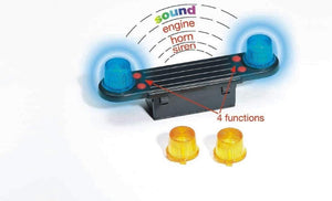 Bruder Accessories Light and Sound Module for Toy Trucks