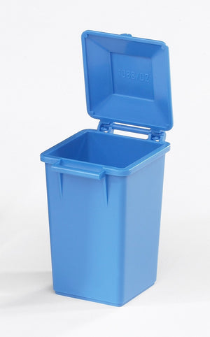 Bruder Garbage Can Set 3 Small/1 Large