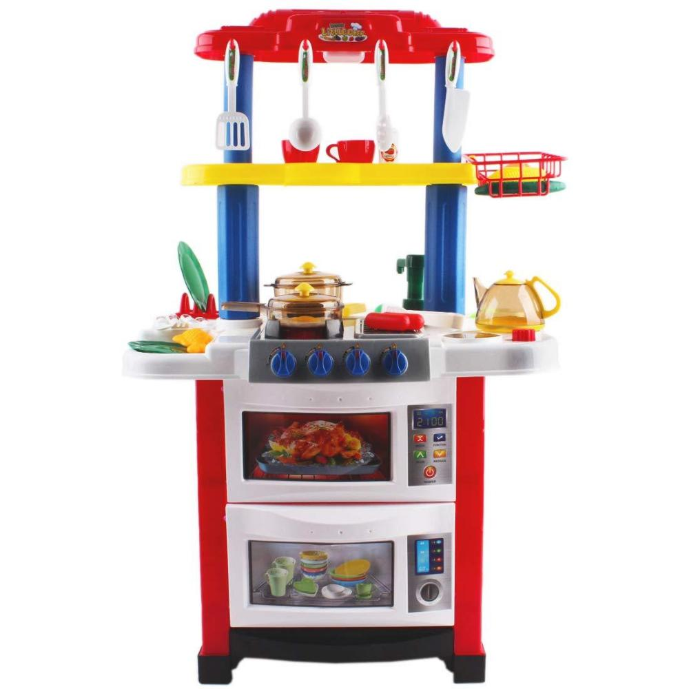 Happy Little Chef - Kitchen Play Set