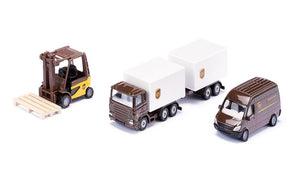 Siku UPS Logistics Set