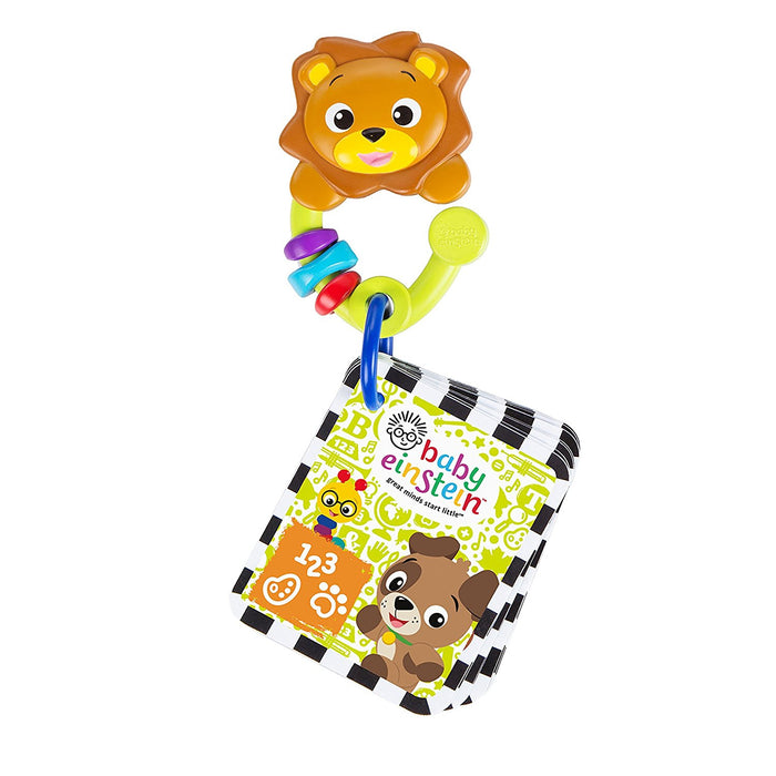Baby Einstein Take Along Discovery Cards Lion