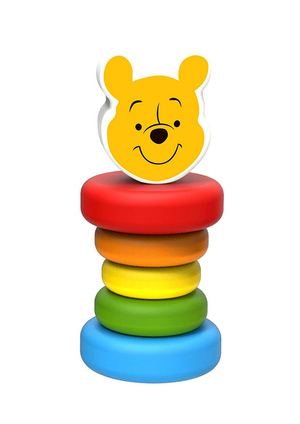 Disney Pooh Wooden Rattle