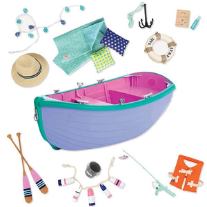 Our Generation Deluxe Row Your Boat Playset