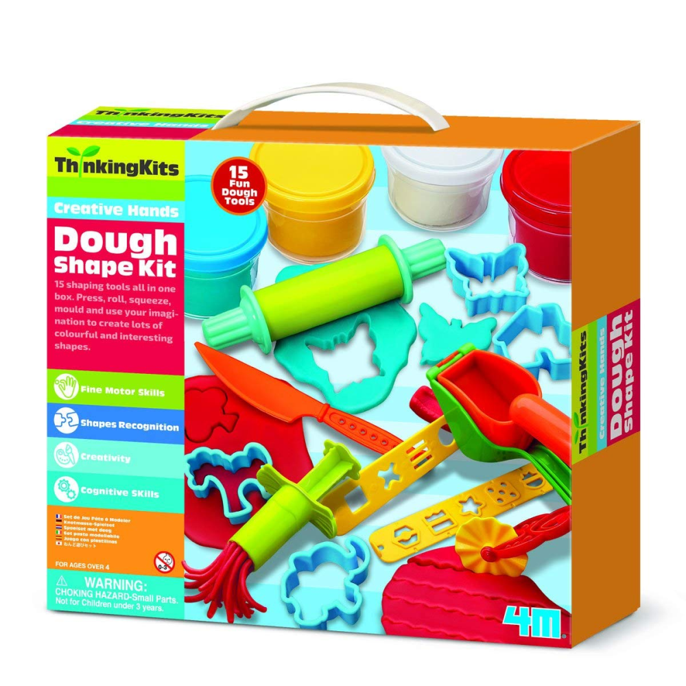4M Dough Shape Kit