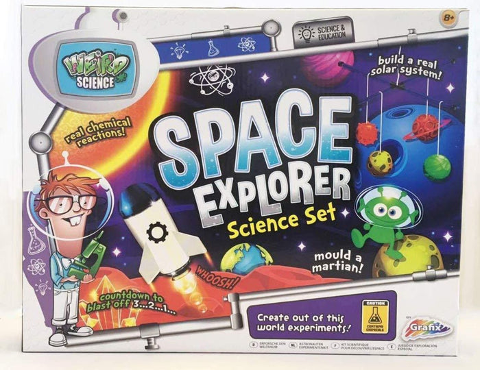 Weird Science Space Explorer Science Kit
