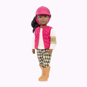Lori 6 inch Riding Doll Seraya