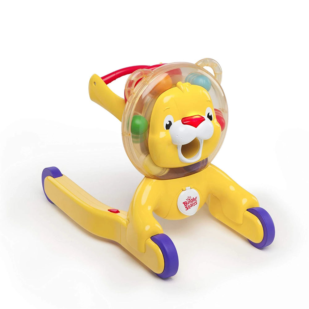 Bright Starts 3 in 1 Step & Ride Lion