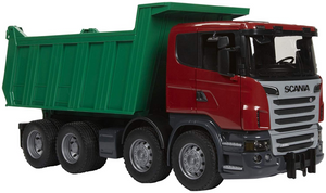 Bruder SCANIA R-Series Toy Tipper Truck