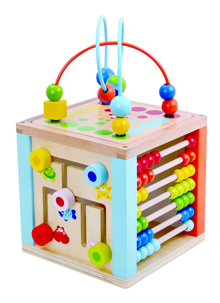 TookyToy Play Cube Centre