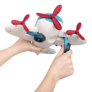 Wonder Wheels Plane available online from MyToy.co.za