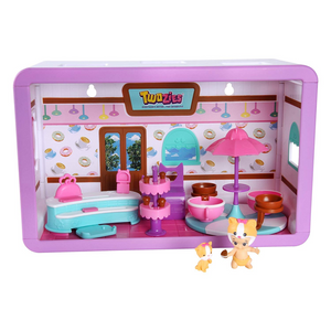 Twoziez Two Playful Cafè Playset