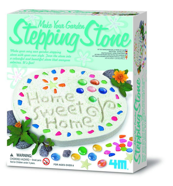 4M Make Your Own Garden Stepping Stone Kit