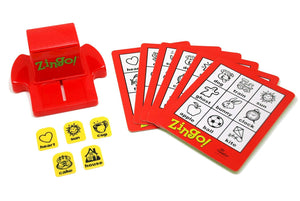 Zingo Bingo with a Zing available at www.mytoy.co.za