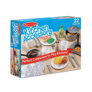 Melissa & Doug Kitchen Accessories Set