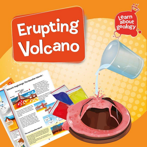 Magnoidz Erupting Volcano Science Kit