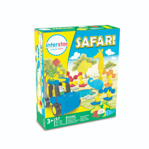 Interstar Safari In Picture Box