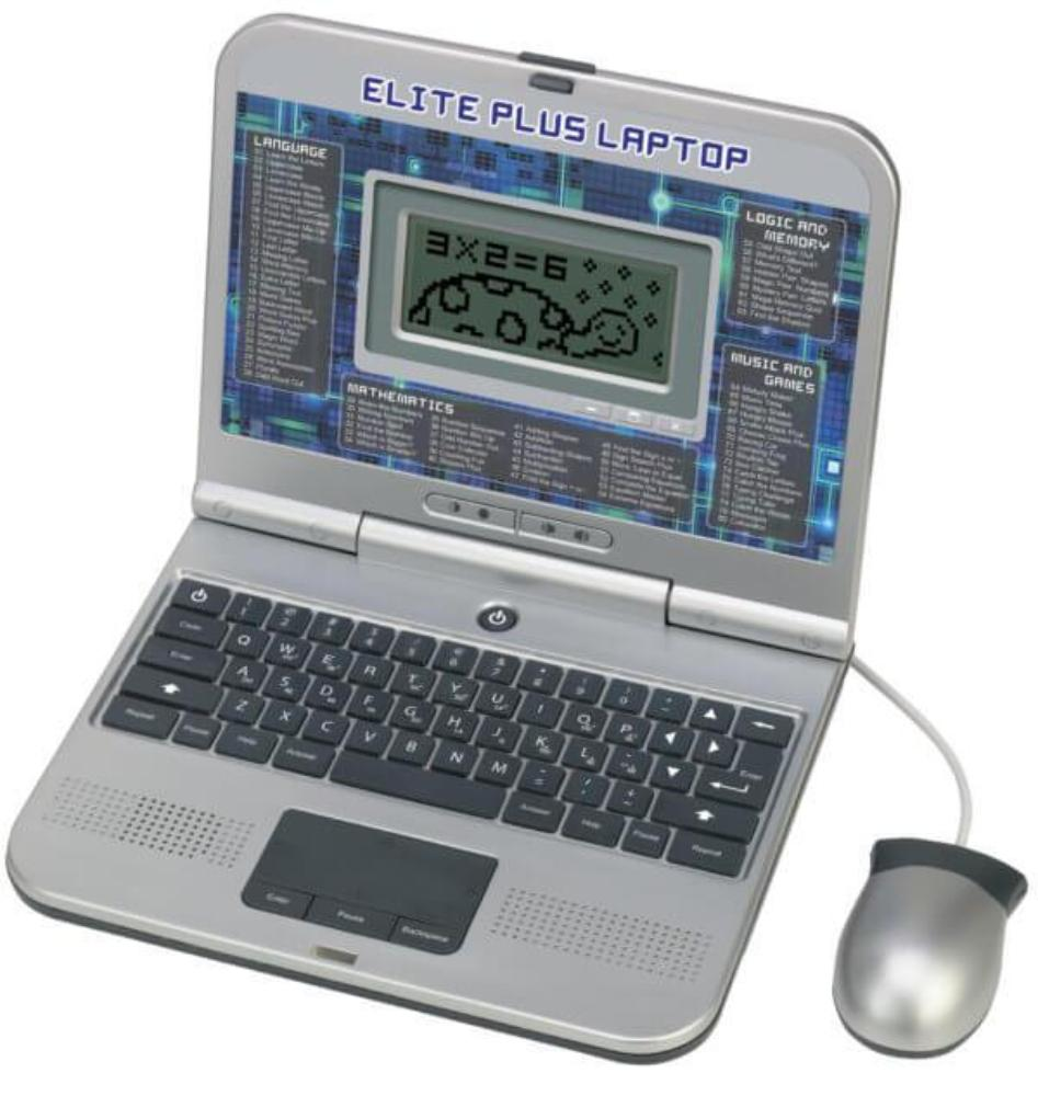 WinFun Elite Plus Laptop Blue
