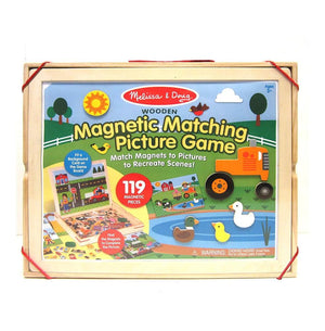 Melissa & Doug Magnetic Magic Picture Game