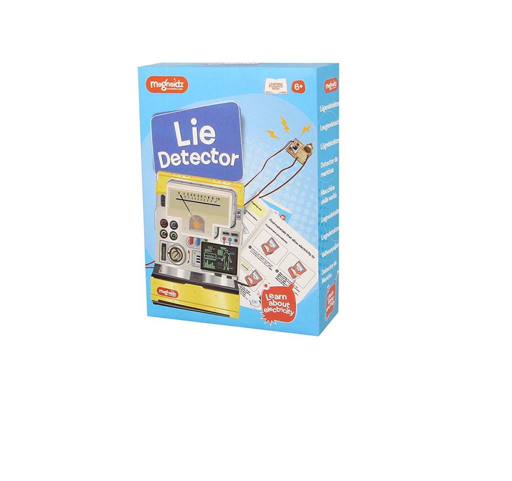 Magnoidz Lie Detector Science Kit