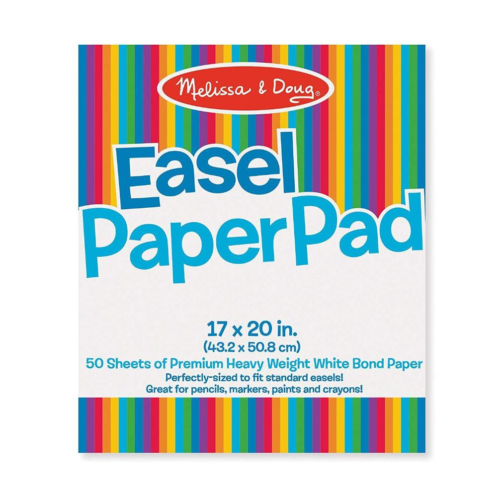 Melissa & Doug Art Essentials Easel Pad (43.1cm x 50.8cm)