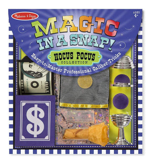 Melissa & Doug Magic in a Snap! Hocus Pocus Collection