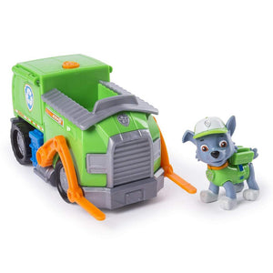 Paw Patrol Transforming Recycle Truck - Rocky