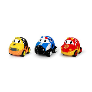 Oball - Go Grippers Emergency Vehicles
