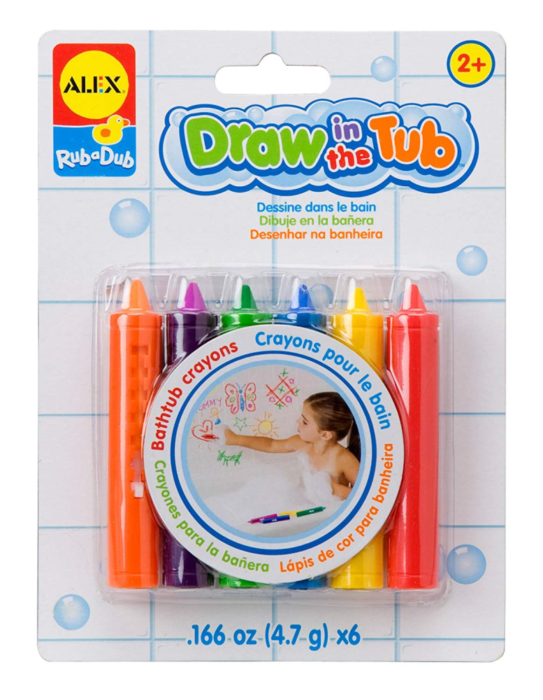 Alex Bathtime Crayons