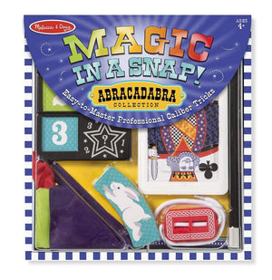Melissa & Doug Magic in a Snap - Abracadabra Collection
