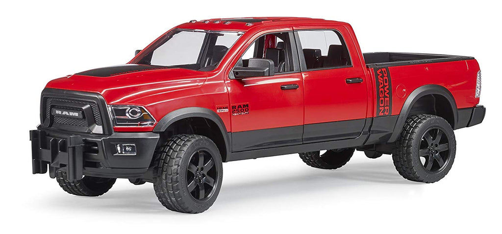 Bruder RAM 2500 Power Wagon