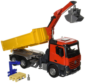 Bruder Mercedes Benz Arocs Construction Truck & Accessories