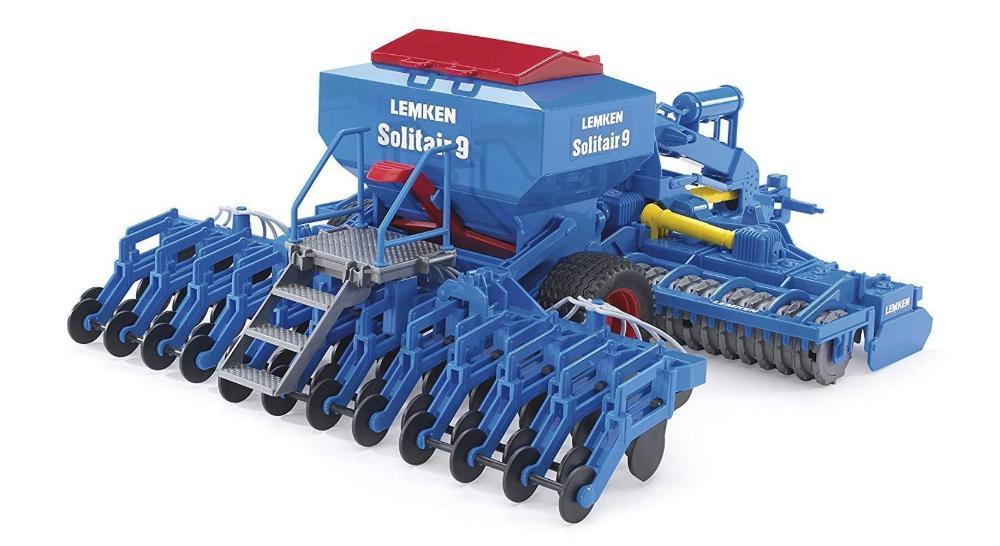 Bruder Lemken Solitair 9 Sowing Combination