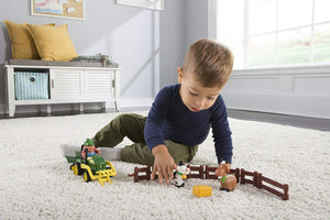 TOMY - First Farming Fun - Load-up Playset