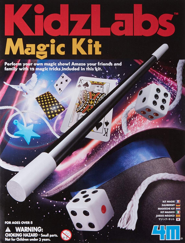 4M Kidzlabs Magic Trick Set