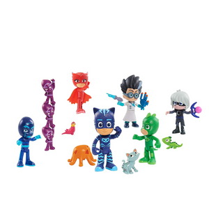PJ Masks Deluxe Friends Collection
